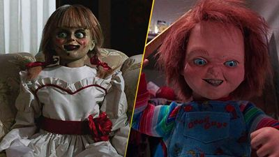 ¿Habías notado que Annabelle aparece en una película de Chucky?