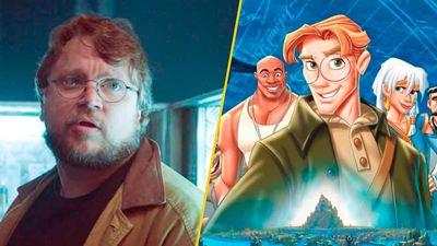 Guillermo del Toro desmiente dirigir live-action de 'Atlantis: el imperio perdido'