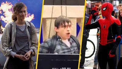 'Spider-Man: Lejos de casa': 12 imágenes engañosas detrás de cámara