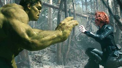 Scarlett Johansson aclara qué ocurrió con la relación de Hulk y Black Widow