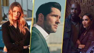 'Lucifer': ¿En dónde hemos visto a los protagonistas?