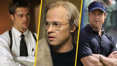 Brad Pitt: 5 personajes que han marcado su carrera