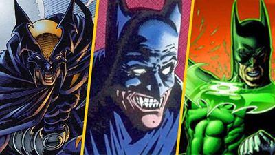 'Batman': 15 versiones realmente extrañas