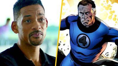 'Los Cuatro Fantásticos': Will Smith podría ser Mr. Fantastic