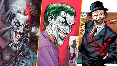 'Joker': 15 versiones tan raras del villano que no creerás