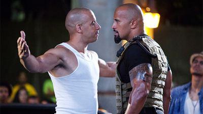 'La Roca' y Vin Diesel finalmente hacen las paces
