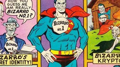 DC anuncia 'Bizarro TV', una antología muy peculiar