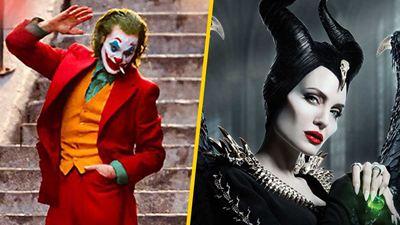'Joker' vence a 'Maléfica' en taquilla y vuelve al primer lugar