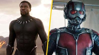 'Avengers: Endgame': Revelan un par de escenas eliminadas de Black Panther y Ant-Man