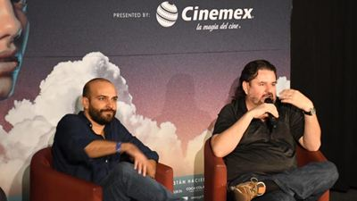Los Cabos 2019: Diego Osorno fue seguido mientras trabajaba en su serie: '1994'