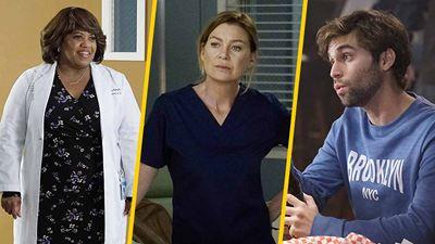 'Grey's Anatomy': Los 5 momentos más impactantes del final de otoño
