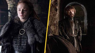 'Game of Thrones': Revelan escena eliminada de la última temporada con Sansa y Tyrion