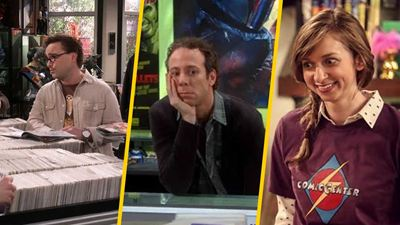 'The Big Bang Theory': 10 cosas poco conocidas sobre la tienda de cómics de Stuart