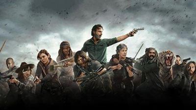'The Walking Dead': La foto que muestra lo mucho que ha cambiado la serie en 10 años