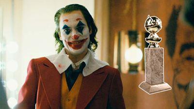 Golden Globes 2020: ¡'Joker' hace historia como la cinta basada en cómics más nominada de la historia!