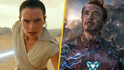 Las similitudes entre 'Star Wars 9' y 'Avengers: Endgame' que causan polémica