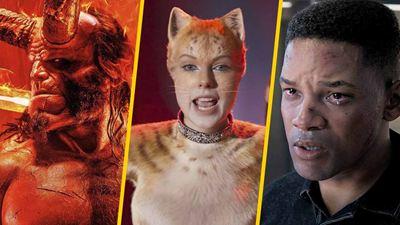 'Cats' y otros 10 fracasos en taquilla del 2019