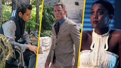 'Sin tiempo para morir': Nuevas imágenes de James Bond y compañía
