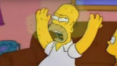 'Los Simpson' predijeron el coronavirus en 1993