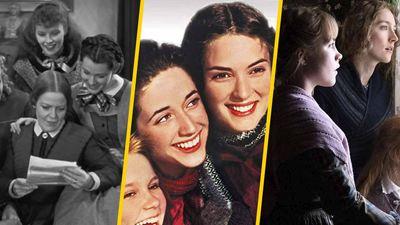 'Mujercitas': ¿Qué versión ha sido la mejor? Comparamos a los personajes
