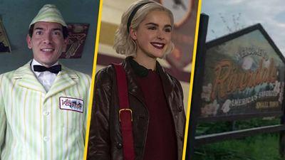 'El mundo oculto de Sabrina': Las conexiones con 'Riverdale' de la tercera parte