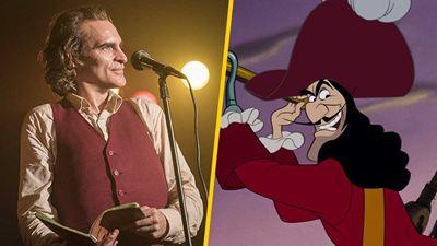 'Peter Pan': Disney ofrece a Joaquin Phoenix ser el Capitán Garfio en el live-action