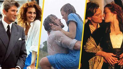 Las mejores películas románticas de la historia según el público
