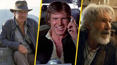 Harrison Ford: 10 cosas poco conocidas sobre el actor
