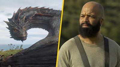 Así fue el cameo de Drogon de 'Game of Thrones' en 'Westworld'