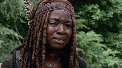 'The Walking Dead': La polémica salida de Michonne de la serie