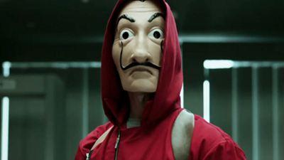 'La casa de papel': La curiosa historia detrás de la máscara de Dalí