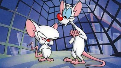 ¡Pinky y Cerebro están de vuelta! Serán parte del reboot de 'Animaniacs'