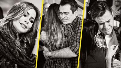 'Modern Family' se despide con 14 fotos del último día de rodaje