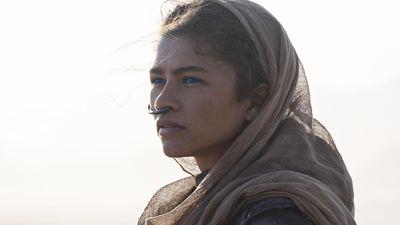'Dune': Nuevo vistazo a Chani, el personaje de Zendaya