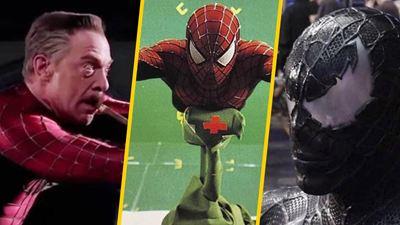 'Spider-Man': 15 fotos detrás de cámara de la primera trilogía que te pondrán nostálgico