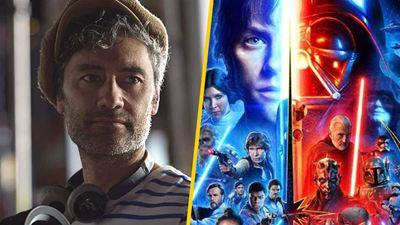 ¡Taika Waititi ('Jojo Rabbit') dirigirá la siguiente película de Star Wars!