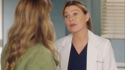 'Grey's Anatomy': Primer vistazo a Meredith Grey en el final de 'Estación 19'