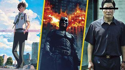 'Batman: El caballero de la noche', 'Parásitos' y las películas que reabren los cines del mundo