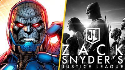 'Liga de la Justicia': Primera imagen de Darkseid en el Snyder Cut de HBO Max