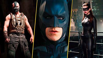 'Batman: El caballero de la noche asciende': 10 datos que todo fan debe conocer