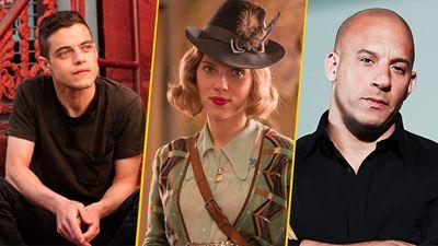 Scarlett Johansson y 10 actores y actrices que tienen un gemelo del que quizá no sabías