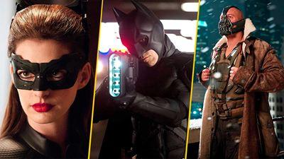 'Batman: El caballero de la noche asciende': 10 easter-eggs y referencias difíciles de notar
