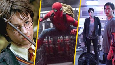 Netflix México películas de estreno en julio: 'Harry Potter 2', 'Spider-Man: De regreso a casa' y más