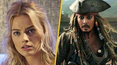 'Piratas del Caribe': Margot Robbie será la protagonista de una nueva película
