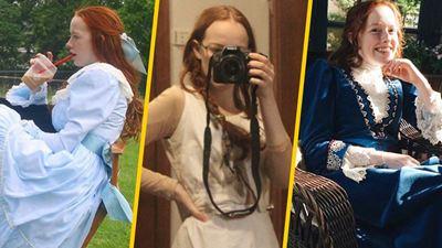 'Anne with an E': 20 fotos detrás de cámara sólo para conocedores de la serie de Netflix