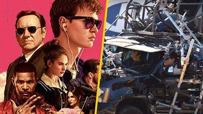 'Baby Driver': No creerás cómo fueron grabadas algunas escenas de la película que llegó a Netflix