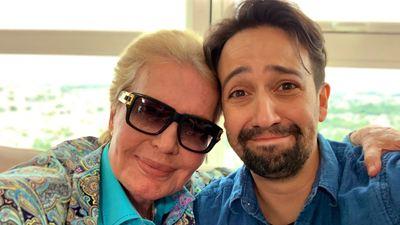 'Mucho mucho amor (Netflix)': La anécdota detrás del encuentro de Lin-Manuel Miranda y Walter Mercado