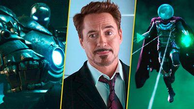 No creerás todos los villanos que Iron Man ha creado en las películas de Marvel