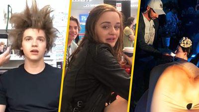 'El stand de los besos 2' (Netflix): 15 fotos detrás de cámara que no puedes perderte