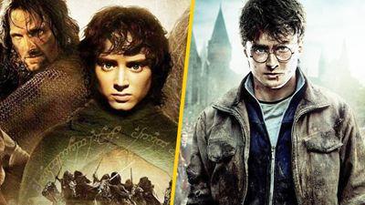 'El señor de los anillos' venció por mucho a 'Harry Potter' como la saga favorita del público en encuesta de Netflix